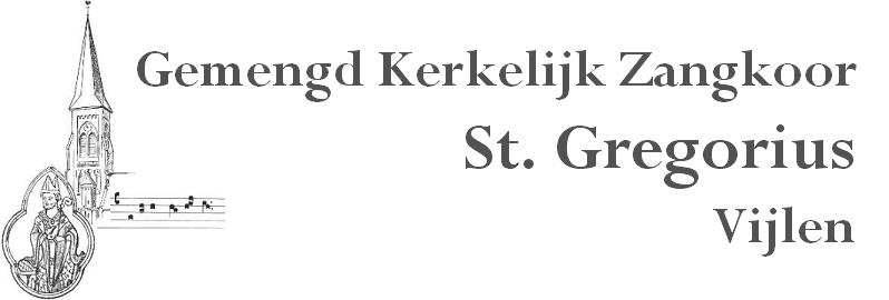 Gemengd Zangkoor St. Gregorius Vijlen